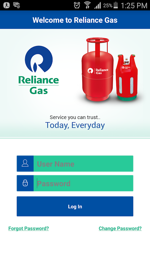 Reliance Gas Partner - Android Apps on Google Play