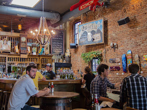 Photo: Day 267-Lunch At The Brick Store