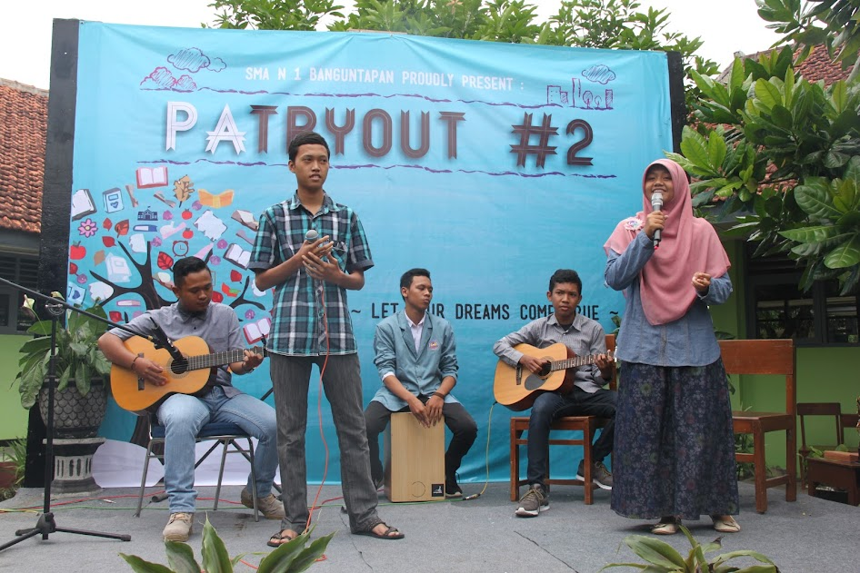 patryout # 2 di SMABA