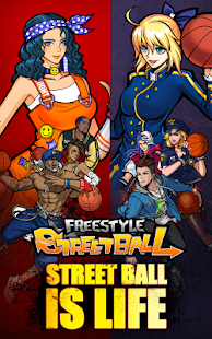 Hack Game 3on3 Freestyle Basketball apk free