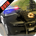 Police Car Chase: Highway Pursuit Shooting Getaway icon