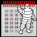 Harmonogram pracy dla Michelin icon