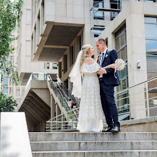 Wedding photographer Yuliya Romaniy (JuliYuli). Photo of 17.07.2017
