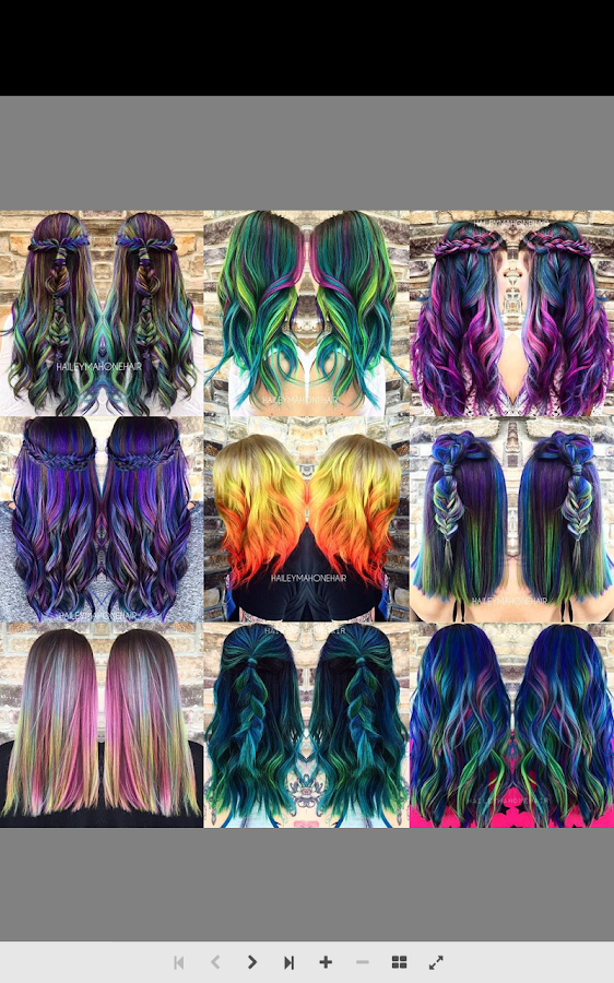 Hair Color Ideas Android Apps On Google Play
