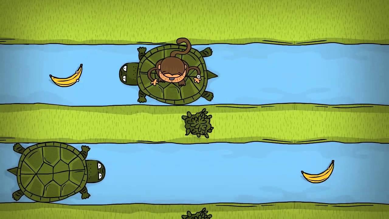 Скриншот онлайн-игры для программистов Code Monkey