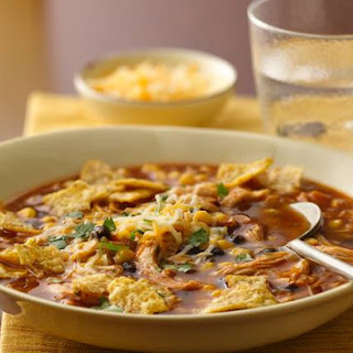 Enchilada Soup Black Beans Recipes
