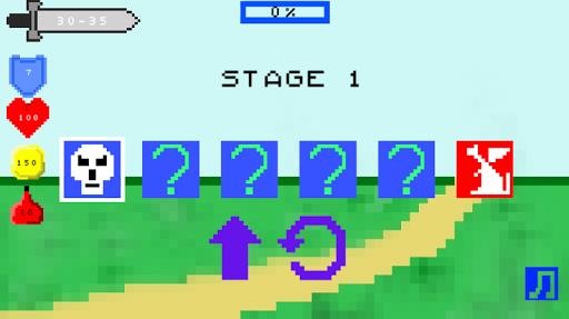 玩角色扮演App|Mini Pixel Roguelike RPG免費|APP試玩