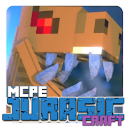 Jurassic Craft Addon for MCPE 1 0 latest apk download for