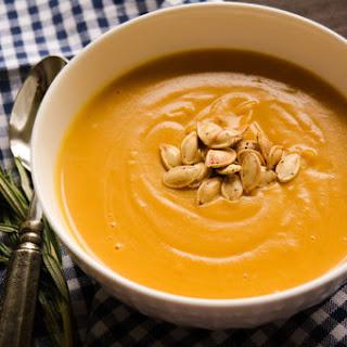 Food Network Pumpkin Soup Recipes