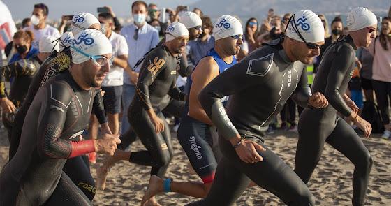 Vera se consolida como referente deportivo con el I Triatlón Ciudad de Vera
