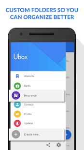 Ubox - Smart SMS Inbox Screenshot 4