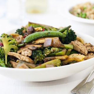 Quick and Easy Stir-Fry Chicken and Vegetables