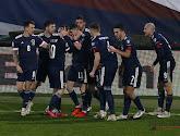 Schotland nog niet zeker groepswinnaar na verlies tegen Slowakije, ex-Club Bruggespeler scoort voor zijn land