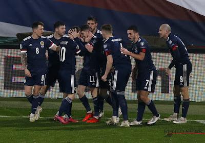 LIVE: Schotland - Tsjechië in Glasgow, dit zijn de opstellingen