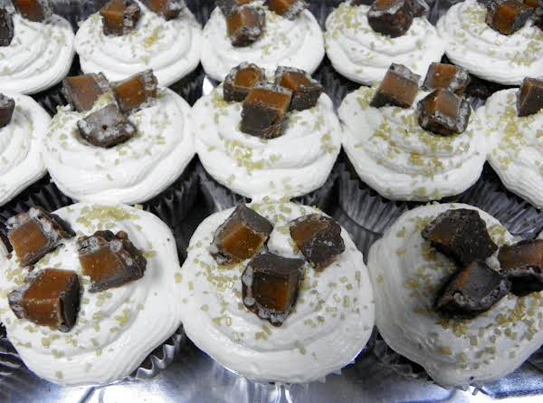 Lisa Herren's 100 Grand Cupcakes Recipe