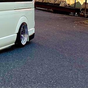 ハイエースバン TRH200V S-GL TRH200V H19年型のカスタム事例画像 DJけーちゃんだよさんの2020年11月04日21:47の投稿