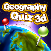 Quiz Geo 3D, World City Quizz
