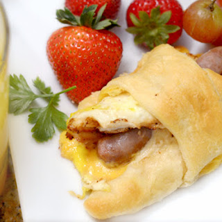 Johnsonville Back to School Breakfast Croisausages