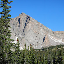 Photo: Mount Alice, one of Colorado's many 13,000 foot peaks. Photo by Bill Walker
