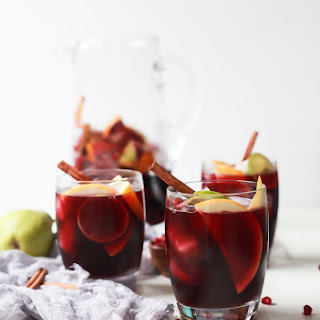 The Ultimate Winter Sangria.