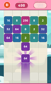 Merge Block Puzzle - 2048 Shoot Game free for PC-Windows 7,8,10 and Mac apk screenshot 1
