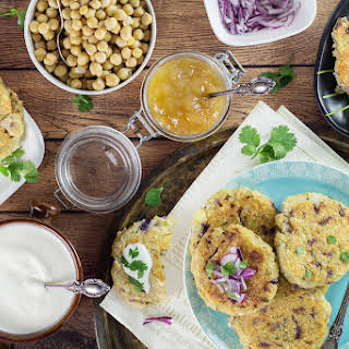 Aloo Tikki - Indian Mashed Potato Patties.
