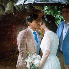 Wedding photographer Yuliya Samokhina (JulietteK). Photo of 03.07.2017