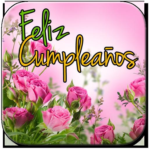 Feliz Cumpleaños Con Flores Apps On Google Play