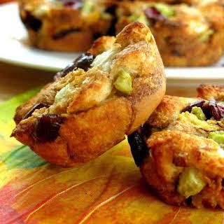 Vegan Stuffing Muffins.