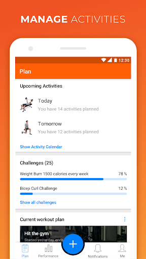 VirtuaGym Fitness Home and Gym  screenshot 5