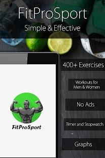 Fitness Coach FitProSport FULL - náhled
