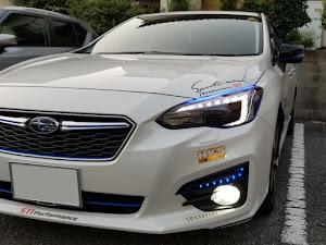 インプレッサ スポーツ GT6 2.0i-S EyeSightのカスタム事例画像 athuyukiさんの2018年09月06日17:20の投稿