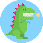 What dinosaur are you? Test icon