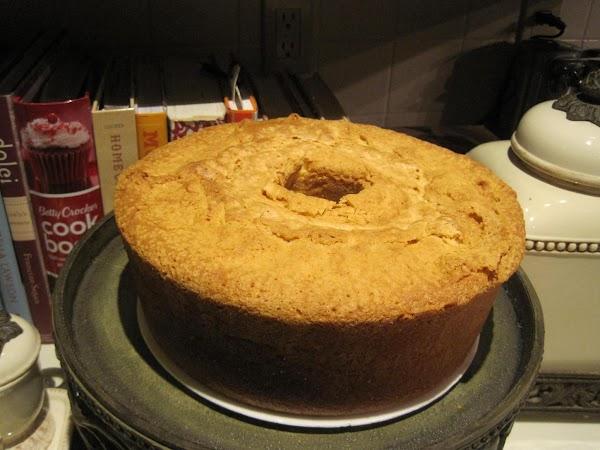 Lemon Sour Cream Pound Cake Recipe