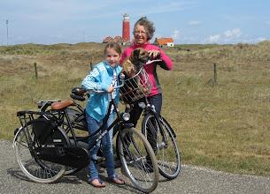 Photo: Fietsen, altijd lekker fietsen
