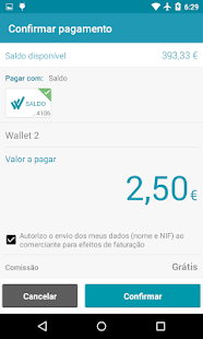 MEO Wallet - náhled