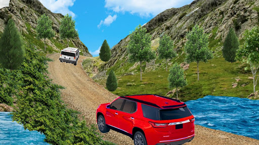 Mountain Climb 4x4 Simulation Game:Free Games 2020 screenshots 5