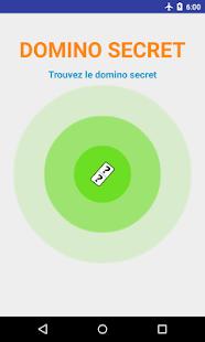 Domino Secret - tester votre intelligence - náhled
