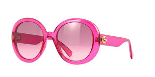 Gucci GG0712S 004 Red Gradient Sunglasses | Pretavoir