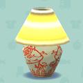 アジアなランプ