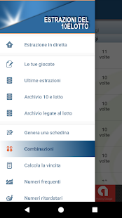 Estrazioni del 10 e lotto apps on google play for 10 e lotto ogni 5 minuti in diretta