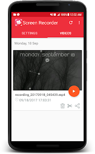Screen Recorder With Audio and Screenshot - náhled