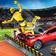 Ragdoll Car Crash MOD APK 1.0.9 (Free Shopping)
