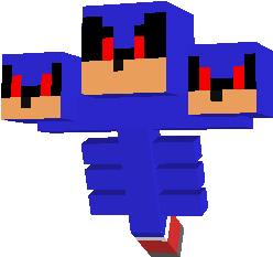 sonic exe minecraft addon