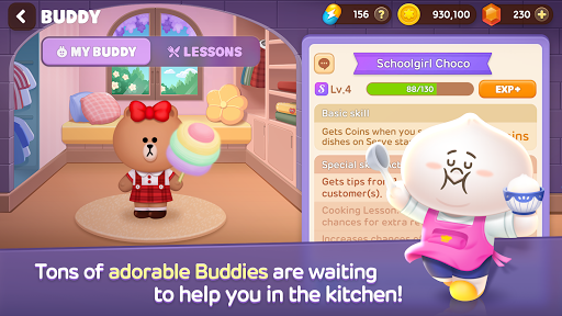 LINE CHEF 1.8.0.31 screenshots 6