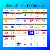 ShiftCal® for Split Shifts