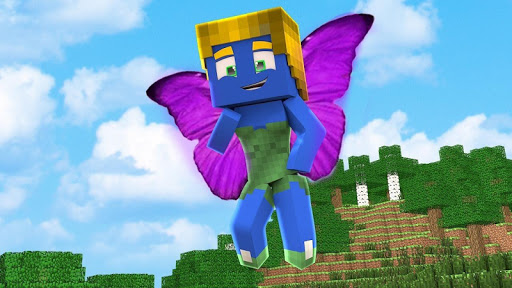 Fairy Skins for Minecraft PE Free 1.1 screenshots 3