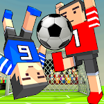 Cubic Soccer 3D Icon