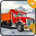 Real Snow Plow Truck Simulator icon