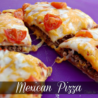 Mexican Pizza No Beans Recipes.